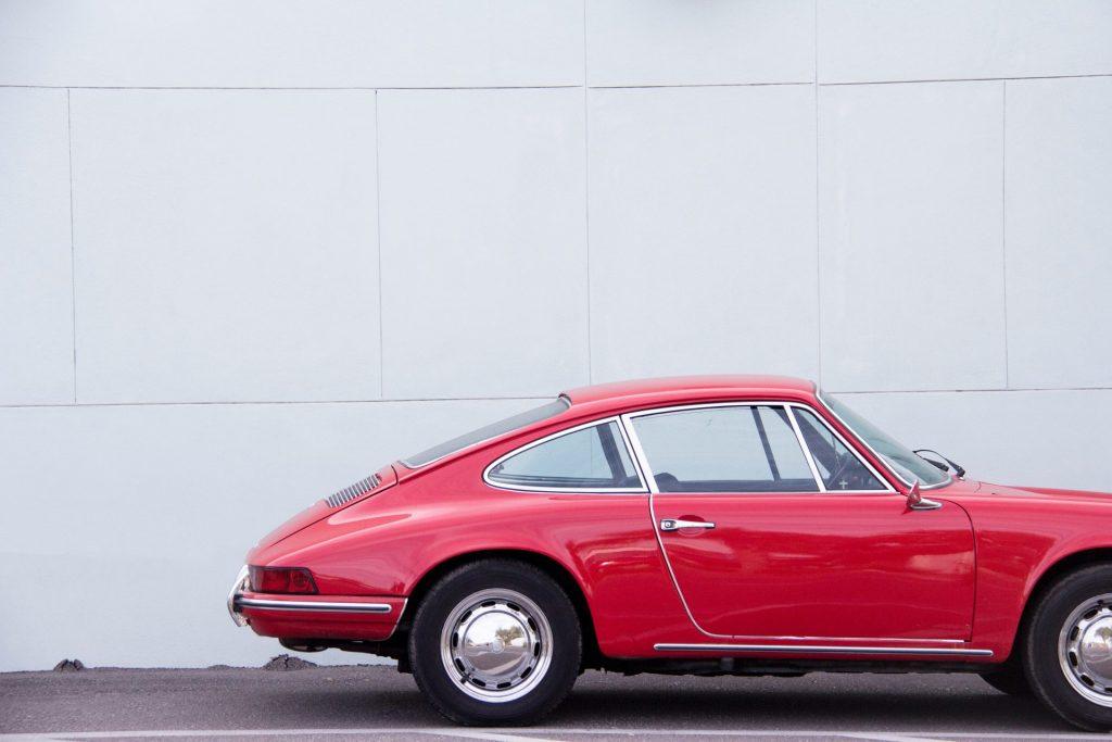 Paintless dent repair for classic cars